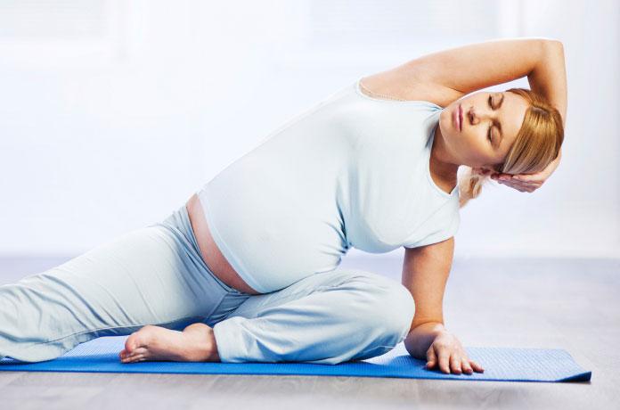 Ciąża a aktywność fizyczna