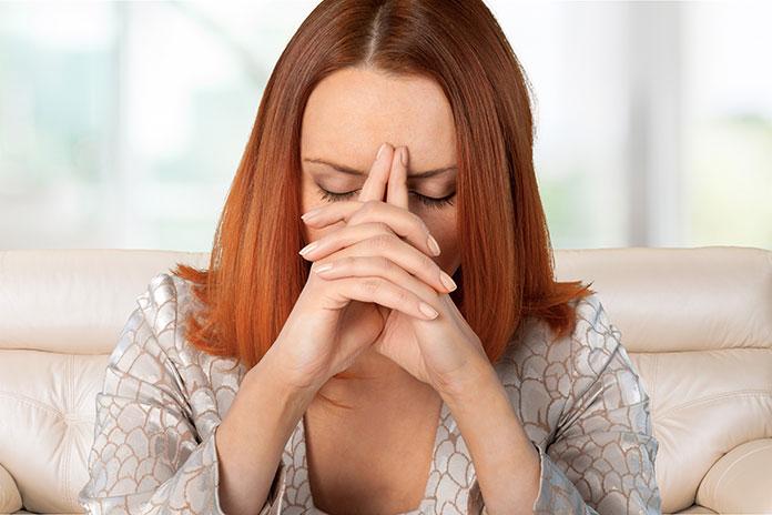 Nietypowe objawy nadmiernego stresu