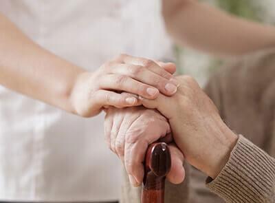 Usługi w domach opieki