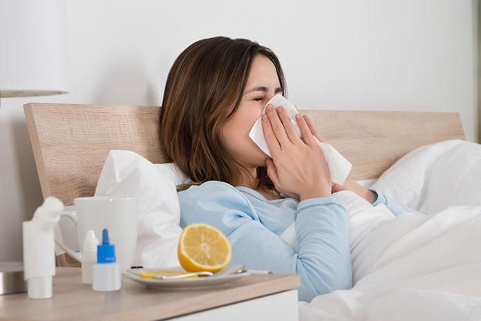 Proste sposoby na przeziębienie