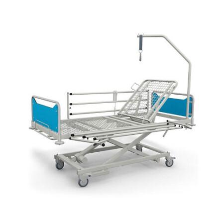 Szpitalne łóżka elektryczne - wygoda dla pacjenta i lekarza